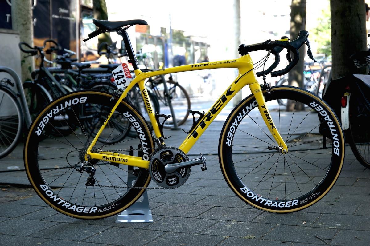 Fabian Cancellara S Trek Domane Swissstop